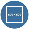 Панели 600 X 600