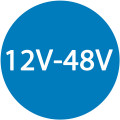 Низковольтные лампы 12V - 48V