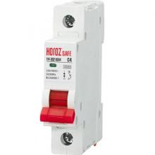 SAFE автоматический выключатель C 4А 1Р