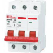 SAFE автоматический выключатель C 6А 3Р