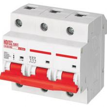 SAFE автоматический выключатель C 100А 3Р