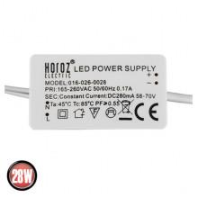 016-026-0028 LED драйвер