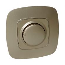 ELA светорегулятор - диммер золото + черный