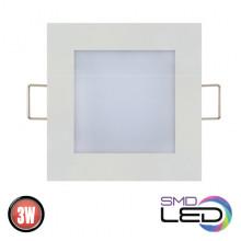 SLIM/Sq-3 светодиодная панель