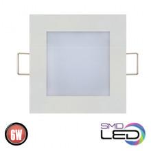 SLIM/Sq-6 светодиодная панель