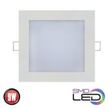 SLIM/Sq-9 светодиодная панель