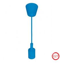 VOLTA светильник подвесной голубой