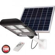 LAGUNA-200 консольный светильник с солнечной панелью