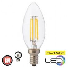 FILAMENT CANDLE-6 филаментная лампа