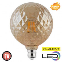 RUSTIC TWIST-6 филаментная лампа