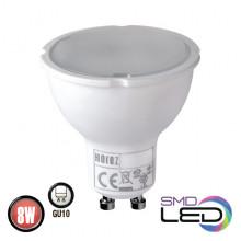 Светодиодная лампа 8W GU10 PLUS-8 (001 002 0008)