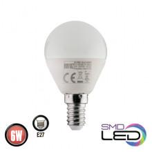 Светодиодная лампа 6W E14 ELITE-6 (001 005 0006)