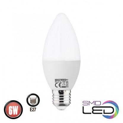 ULTRA-6 светодиодная лампа 6W E27