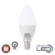 ULTRA-8 E14 светодиодная лампа 8W