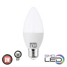 ULTRA-8 E27 светодиодная лампа 8W