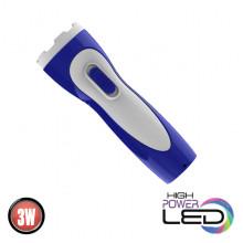 PELE-3 фонарь ручной 3W
