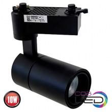 ATLANTA-10 трековый светильник черный