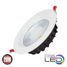 VANESSA-20 светодиодный врезной светильник